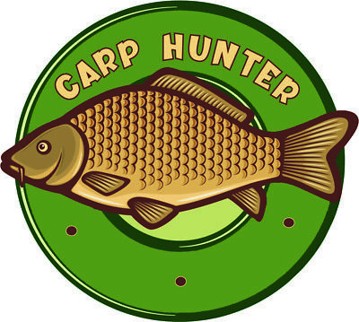 Carp Crew Fishing Car Window bumper laptop sticker Vinyl Decal  angling fly