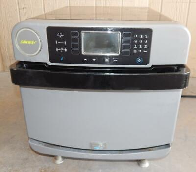 Turbochef Subway Encore 2 High Speed Commercial Microwave Oven 3279