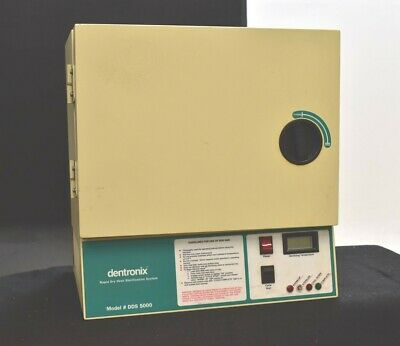Dentronix Dds 5000 Dental Medical Dry-heat Instrument Sterilizer Machine Unit