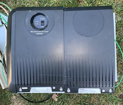 Toshiba Strata Ctx100 Chsub112a2 Strata Chsue112a2 Phone System Wired Tested