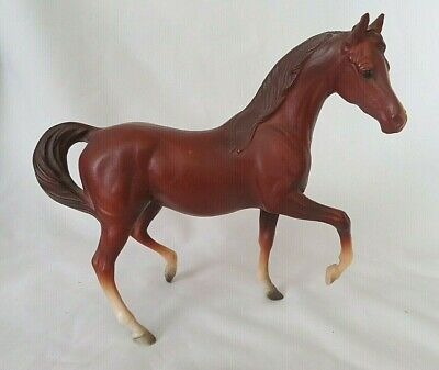 Breyer Classic Horse Brown Arabian Mare White Socks #3055 USA