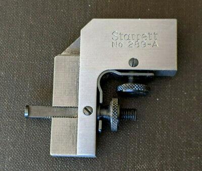 Nos Starrett 289a Clamp