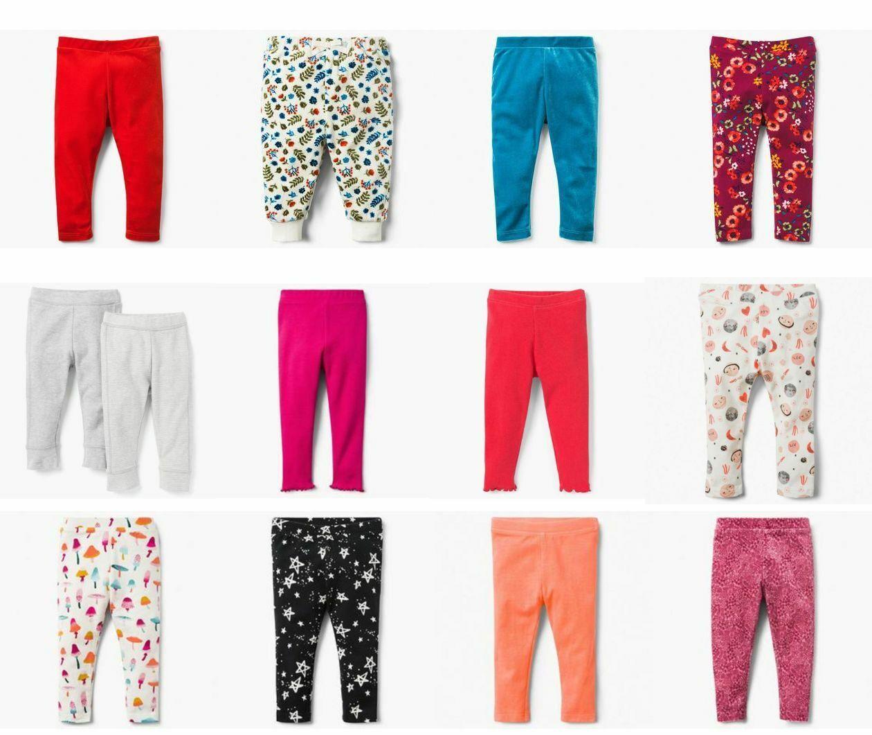 NEW GYMBOREE toddler girls Spring Fall Winter leggings size