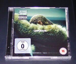 BEYONCE LEMONADE CD + DVD SCHNELLER VERSAND NEU & OVP