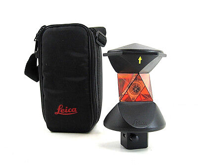 Original New Leica Grz4 360 Prism Reflector Art 639985 Robotic Total Station