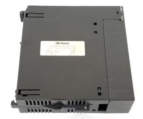 GE FANUC IC693CPU331G SERIES 90-30 CPU MODULE