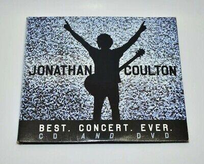 JONATHAN COULTON - Best. Concert. Ever. - 2 CD DVD Set