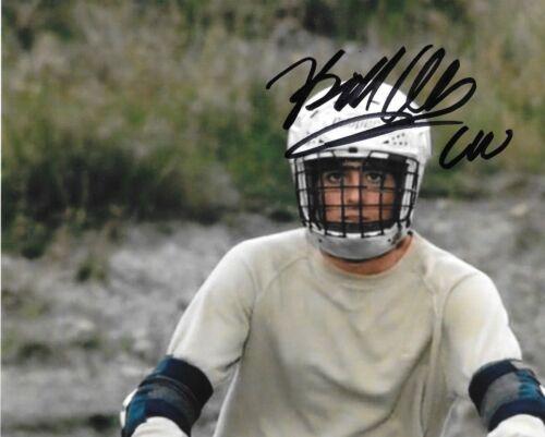 * BILL ALLEN * signed 8x10 photo * RAD * CRU 33 * COA * 5