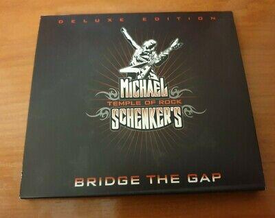 MICHAEL SCHENKERS-BRIDGE THE GAP DELUXE EDITION -SCORPIONS-KISS-MAIDEN