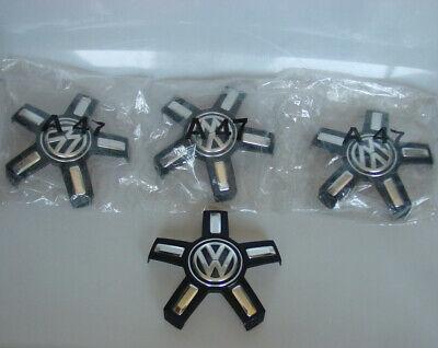 4x orig. VW Golf 7 Passat B8 Tiguan Touran Nabenkappen Nabendeckel für Alufelgen