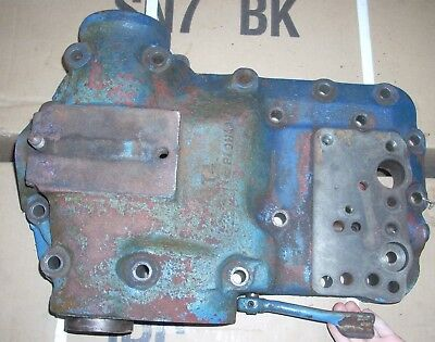 Fordson Super Dexta Tractor Lift Cover Housing 957e501b