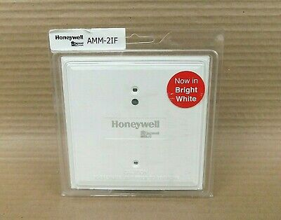 New Honeywell Fci Amm-2if Addressable Dual Monitor Module Fire Alarm