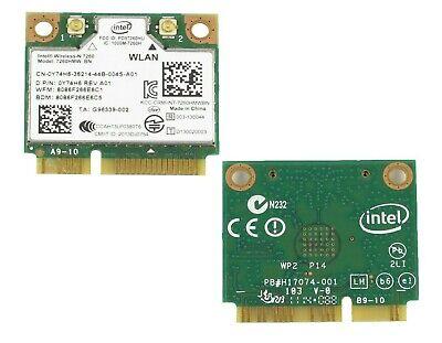 Intel Wireless 7260HMW 300Mbps Bluetooth 4.0 802.11b/g/n  Mini PCI-E WiFi Card