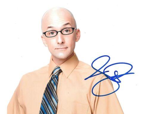 * JIM RASH * signed autographed 8x10 photo * COMMUNITY * COA * 8