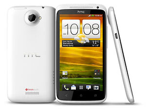 HTC One X with Beats Audio Unlocked GSM Android SmartPhone WHT