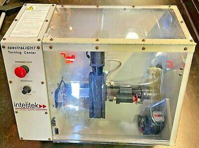 Intelitek Spectralight Turning Center Benchtop Milling Machine Cnc