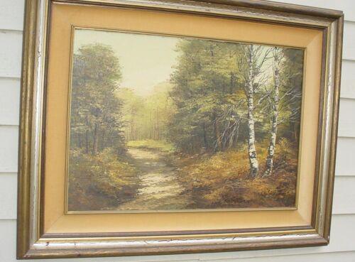 Elio Corsi Oil Painting