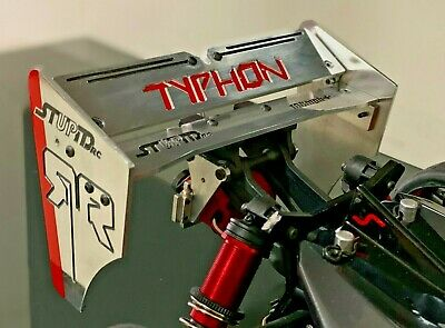 Arrma Typhon Rear Wing Active Spoiler NEW for sale  Shipping to India