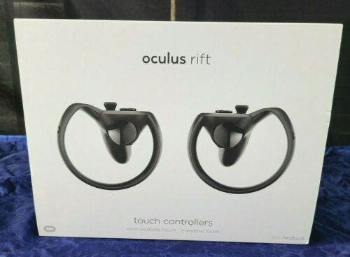 Oculus rift Touch Controllers !Rare!