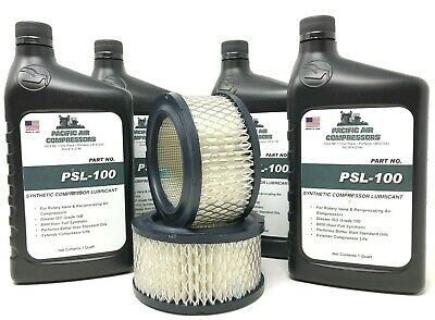 38436721 32305898 2545 7100 Ingersoll Rand Equivalent Compressor Oil