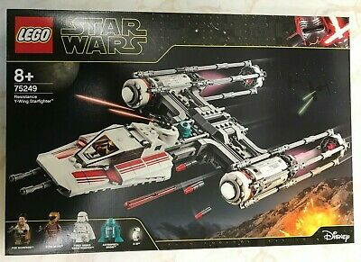 Lego 75249 Star Wars Resistance Y-Wing Starfighter ~NEW & Unopened~