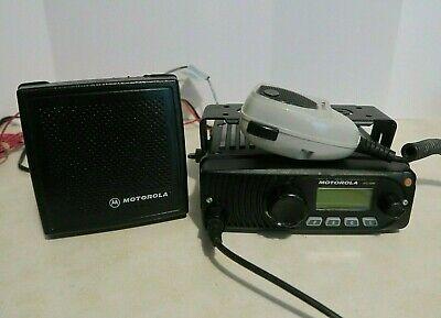 Motorola Xtl1500 Smartzone P25 Digital Mobile Radio 764-870 Mhz M28urs9pw1an