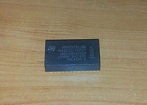 1x-M48T02-70PC1-TIMEKEEPER-REAL-TIME-CLOCK-DIP-24