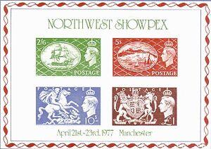 ST GEORGE expo uk 1977 s/s - Italia - ST GEORGE expo uk 1977 s/s - Italia