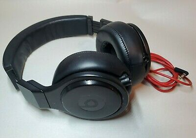 Beats by Dr Dre Pro DeTox Headbands Headphones Black - Used - Free Shipping!