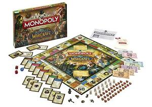 Monopoly - World of Warcraft Collector's Edition Board Game - NEW & SEALED