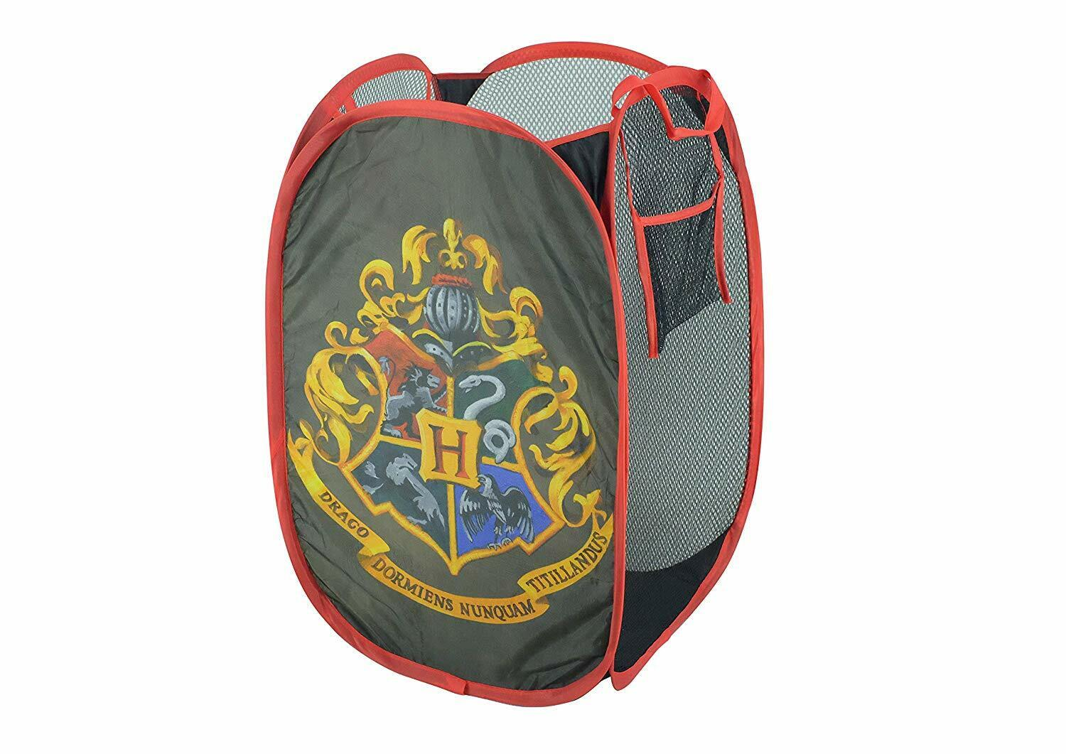Harry Potter Pop Up Hampers Toys Book Cloth Storage Organize
