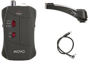 Movo LC200-C1 Sound Motion & Lightning Shutter Trigger for Canon EOS DSLR Camera
