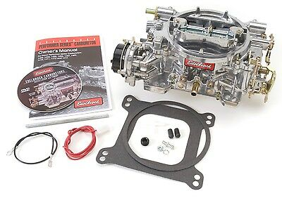 EdelBrock 9906 Reconditioned 600 CFM Performer Carburetor Electric Choke 1406