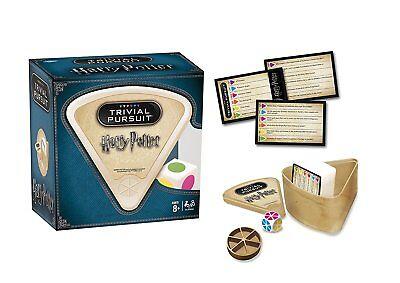 HARRY POTTER Trivial Pursuit sul mondo di Harry Potter IN ITALIANO