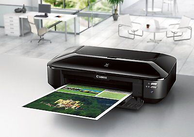 Canon Pixma Wireless Wide Format Business Color Printer Cloud Compatible