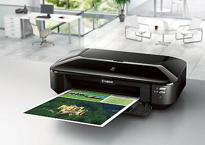Canon Pixma Wireless Wide Format Business Color Printer Cloud Compatible