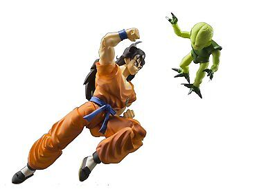 Dragon Ball Z Yamcha S H Figuarts Action Figure