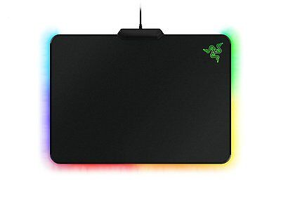 Razer Firefly Hard Gaming Mouse Mat  Rz02 01350100    B