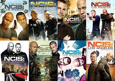 Ncis   Los Angeles    Complete Series  1 8      Brand New