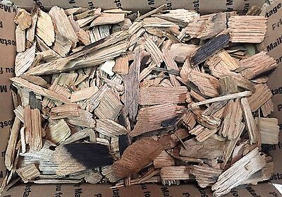 Chip Wood (Whiskey Wood  Chips for Smoking BBQ Grilling Cooking Smoker Priority)