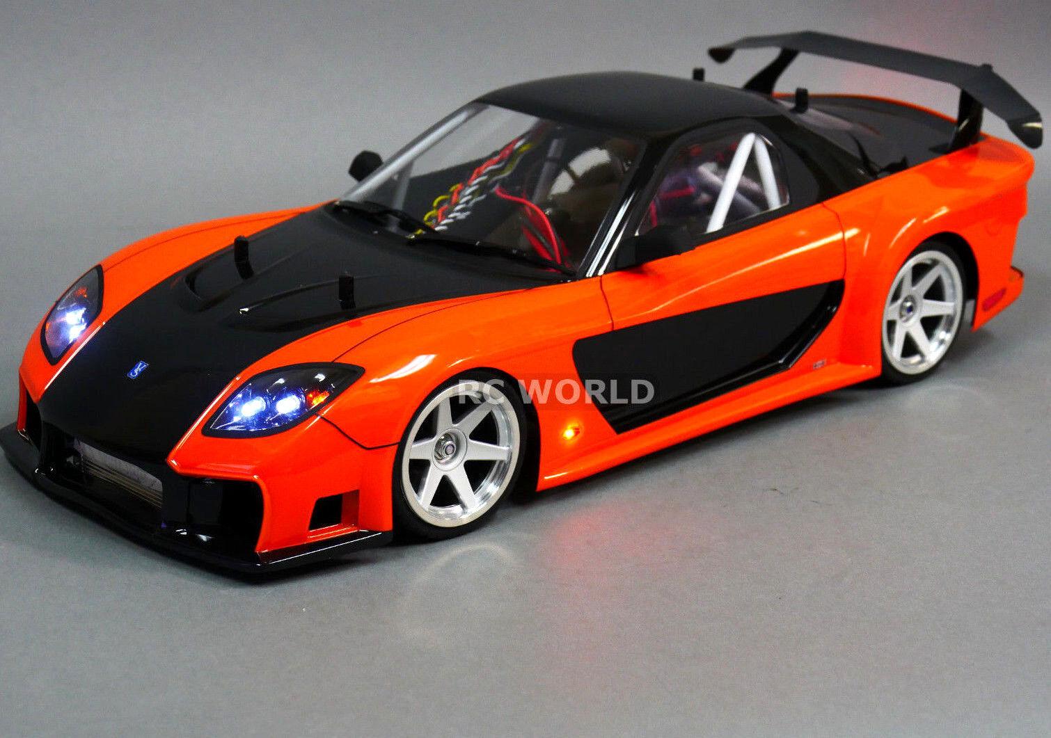Tamiya 1 10 Mazda Rx7 Veilside Fortune Fast Amp Furious Rc