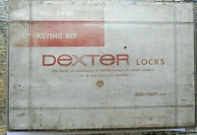 Dexter Keying Pin Kit 2800  Locksmith