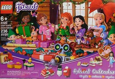 LEGO Friends Advent Calendar 236pc Set 41420
