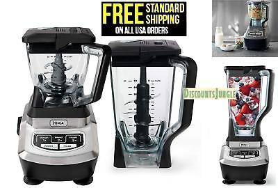 Ninja BL700 dab hand Food Processor Blender Kitchen System 1200 BL701WM