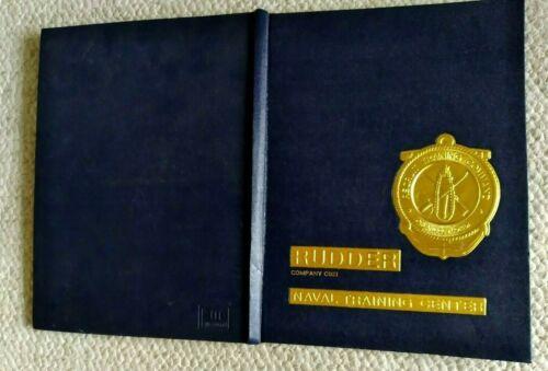 1992 US NAVY RUDDER COMPANY NAVAL TRAINING CENTER YEARBOOK ORLANDO C021