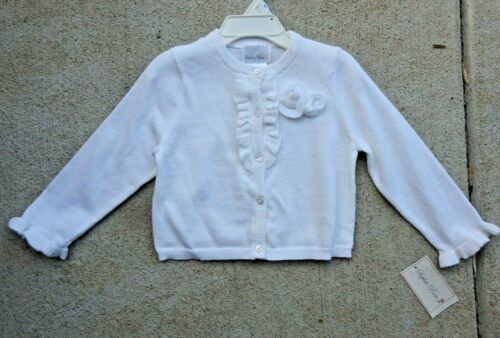 Sophie Rose White Sweater 3T NEW