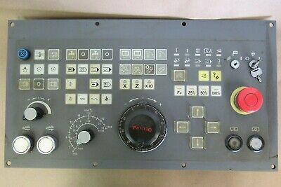Takisawa Control Panel W Fanuc Generator A860-0202-t001