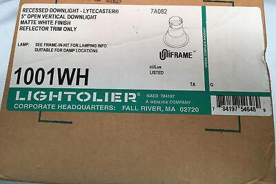 Lightolier Lytecaster 1001WH 5