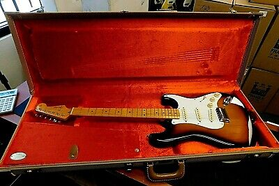 2013 Fender Limited Edition '58 Stratocaster w/ Case! Made In Japan! NO RESERVE!