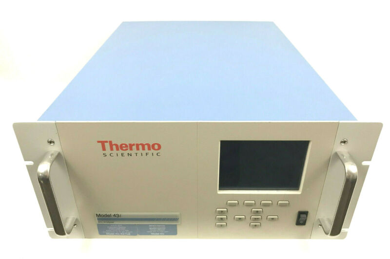 Thermo Scientific / Thermo Electron Model 43i SO2 Analyzer P/N 43i-ANSCC